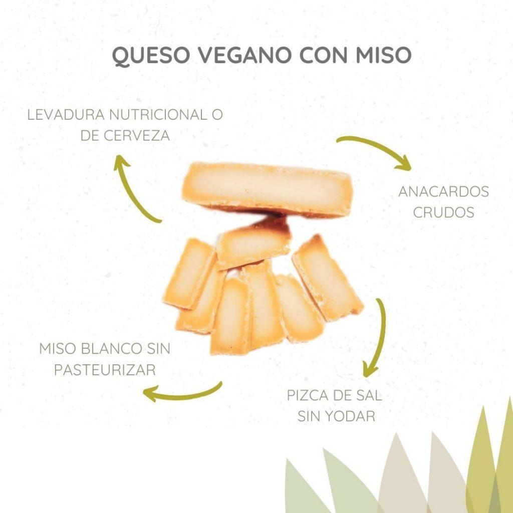 recetas queso vegano